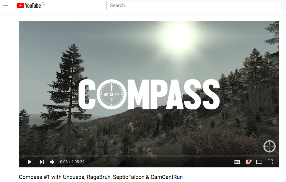 Compass - A DayZ Podcast #1